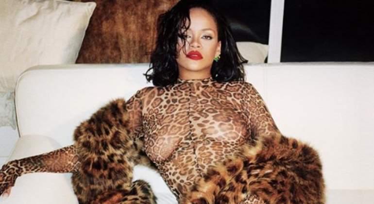 Rihanna Posa Más Sexy Que Nunca Y Anuncia Que Quiere Ser