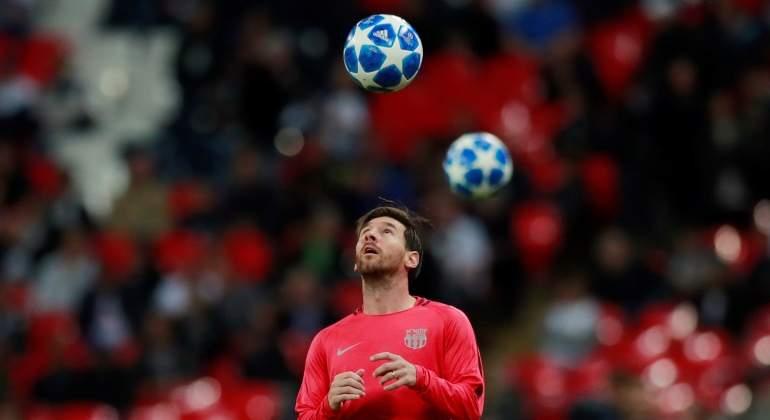 El Barcelona busca el botín más preciado en Milán con el regreso de Leo  Messi 25bfdcd627918