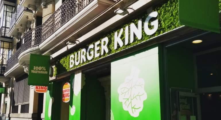 Burger King lanza un restaurante 100% veggie... durante un mes