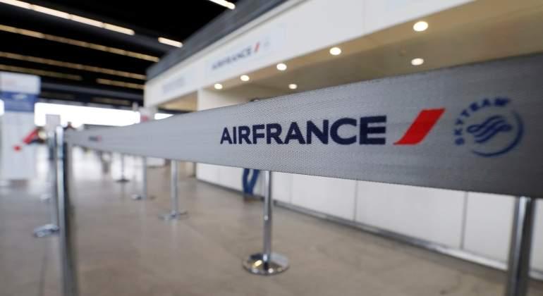 Huelga de trabajadores de la aerolínea Air France — En clave