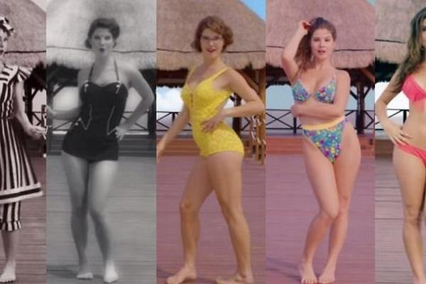 La historia y evolucin del baador - As ha cambiado