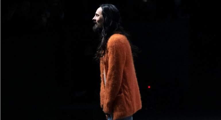 Alessandro Michele (Roma, 1972), director creativo de Gucci desde el año 2015. Fuente: Alamy Stock  Photo