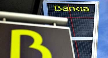 El Estado vende un 7% de Bankia con pérdidas de casi 300 millones