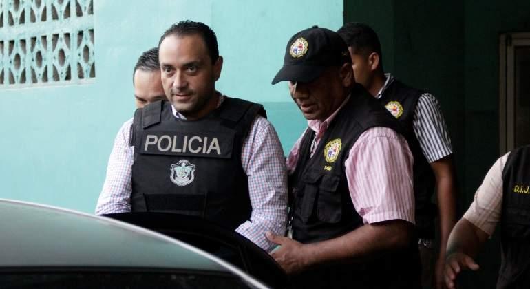 Borge interpone apelación en Panamá para evitar extradición