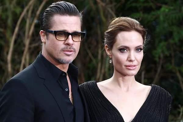 """Angelina Jolie asegura que tres de sus hijos """"querían testificar contra  Brad Pitt"""" en el proceso de la custodia - Informalia.es"""