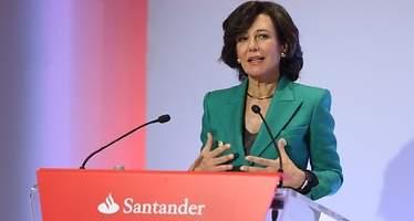 Santander y los sindicatos firmarán mañana el ERE que supondrá 1.100 salidas en los servicios centrales
