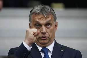 Hungría apoya a Trump