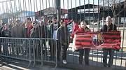 La agonía de los trabajadores del Reus: la llegada de los nuevos dueños se traduce en más impagos