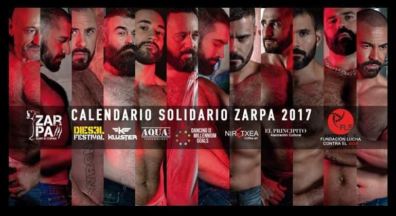 Calendario Gay.La Salida Del Armario Oficial De Pepon Nieto En Un
