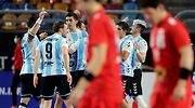 24-28. Argentina se aferra a sus opciones de clasificación