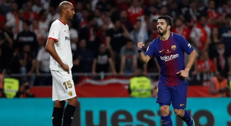 De fiesta por Madrid tras perder la Copa