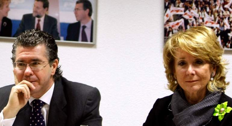 Aguirre no se querellará contra Granados porque no tiene dinero para abogados