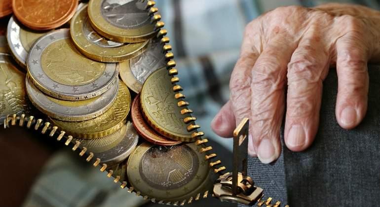 El Gobierno abona la  paguilla  a pensionistas por la desviación del IPC adb3f790947