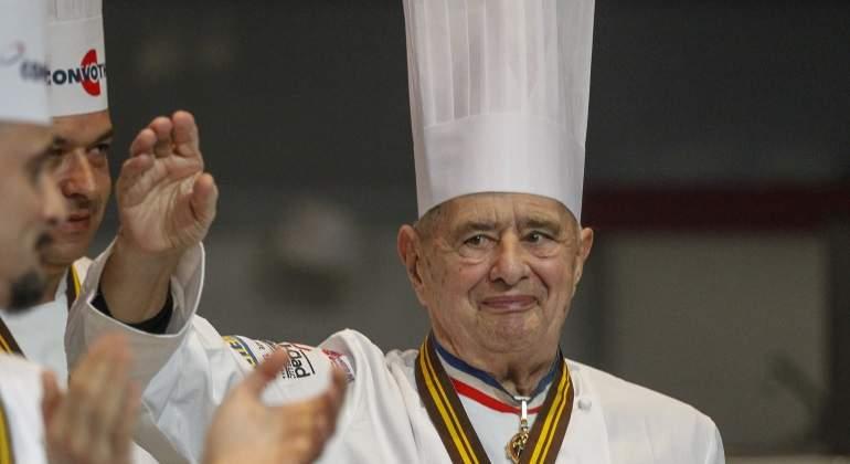 Muere el chef francés Paul Bocuse a los 91 años