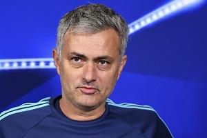 Las lágrimas de Jose Mourinho
