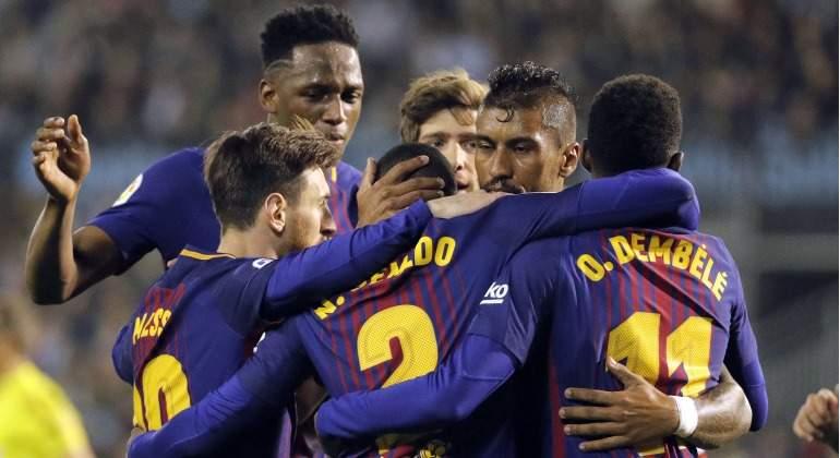 El Barça confirma la decadencia de la Masía