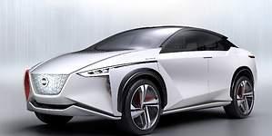 Nissan IMx concept: el primer SUV eléctrico se inspira en el Leaf y promete 600 km de rango y conducción autónoma