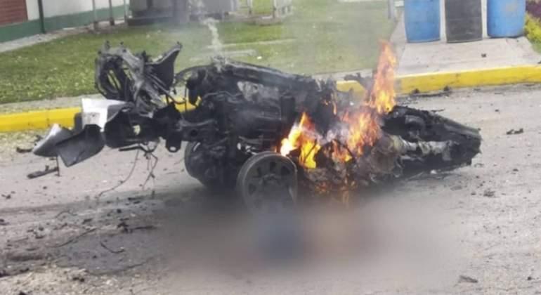 carro bomba