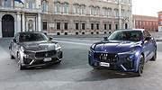 Maserati Levante Trofeo y GTS