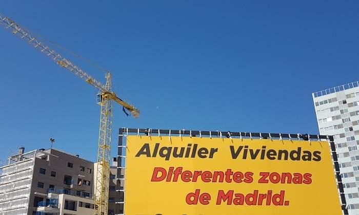 Casi 50 municipios de Barcelona y Madrid, por encima del alquiler medio