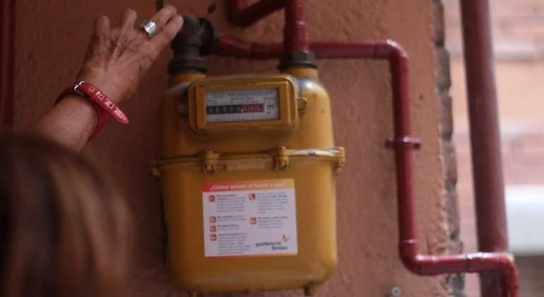 contadores para gas