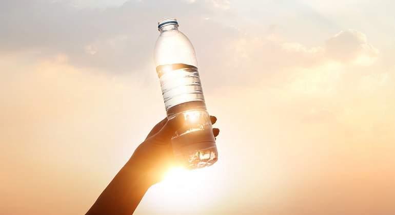 Que agua te hace bajar de peso