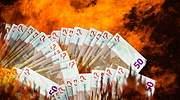 El círculo vicioso de deuda y PIB que solo la represión financiera podrá romper