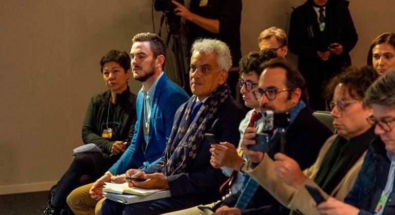MinAmbiente de Colombia presentó en Davos los avances en economía circular