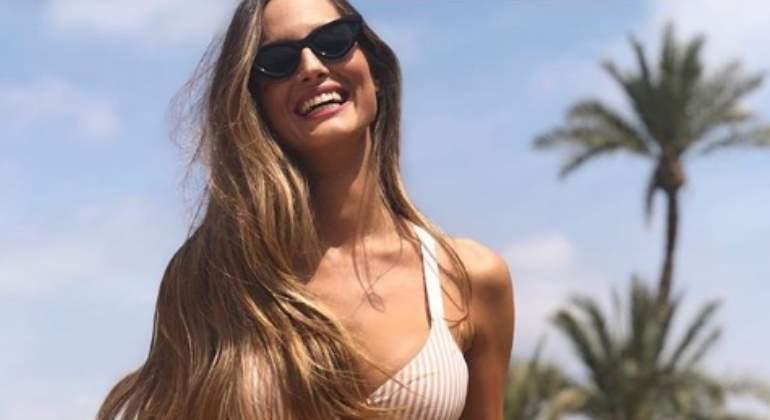 Ariadne Artiles Luce Tipazo En Bikini Informaliaes