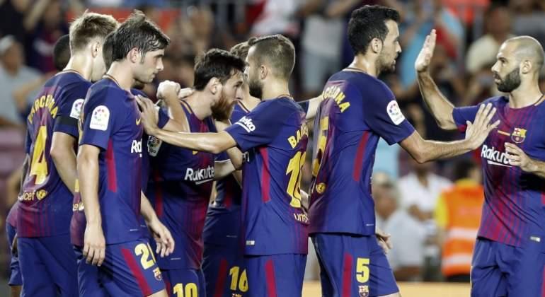 Barcelona - Eibar  horario y en qué TV ver el partido de LaLiga Santander 50e8b443c0438