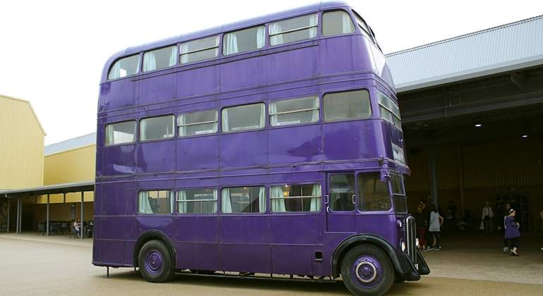 Los autobuses m s famosos de la historia - Autobuses de dos pisos ...