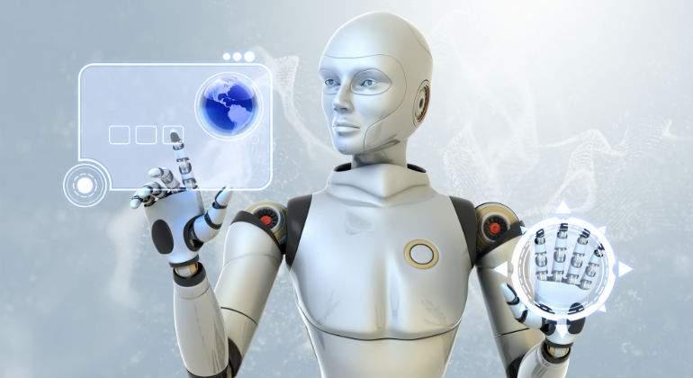 Proponen que los robots aut nomos sean 39 personas - Robot que limpia el piso ...