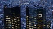 Sede de Deutsche Bank en Frncfort