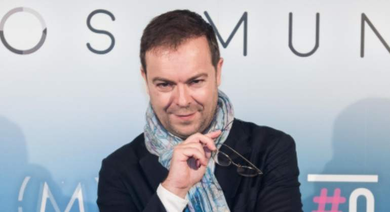 Javier sierra colaborador de 39 cuarto milenio 39 estrena for Colaboradores cuarto milenio