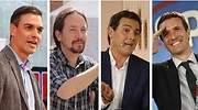 Debate RTVE: lo empezará Rivera y lo cerrará Sánchez