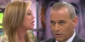 El zasca de Carlos Lozano a Belén Esteban