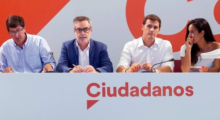 Ciudadanos rompe finalmente el pacto con el PSOE andaluz y aboca a la comunidad a elecciones anticipadas