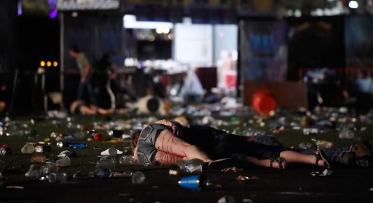 Masacre de Las Vegas, sin relación con terrorismo internacional — FBI