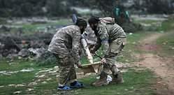 Aprueban una tregua humanitaria de 30 días en Siria