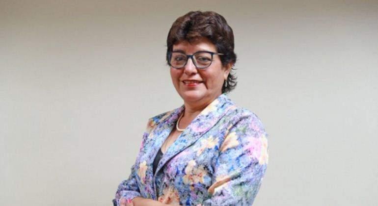 Conoce el perfil de la nueva superintendenta Flor Luna Victoria Mori — Sunedu