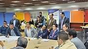 En cuanto al tema agropecuario el ministro de Agricultura Andrs Valencia explic temas fundamentales para los productores del sector entre los que resalt diplomacia sanitaria y el Campo Emprende