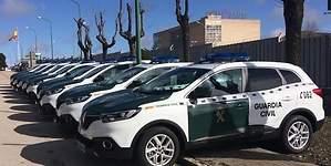 Así es el español Renault Kadjar para la Guardia Civil