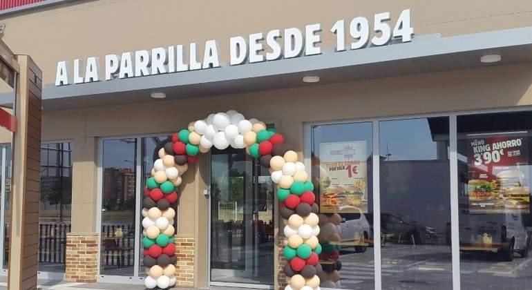 Burger King alcanza los 700 restaurantes en España - elEconomista.es