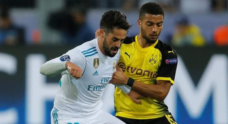 Dortmund korde over tottenham