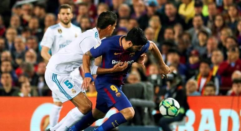 Hernández Hernández ignoró a su cuarto árbitro para no pitar ...