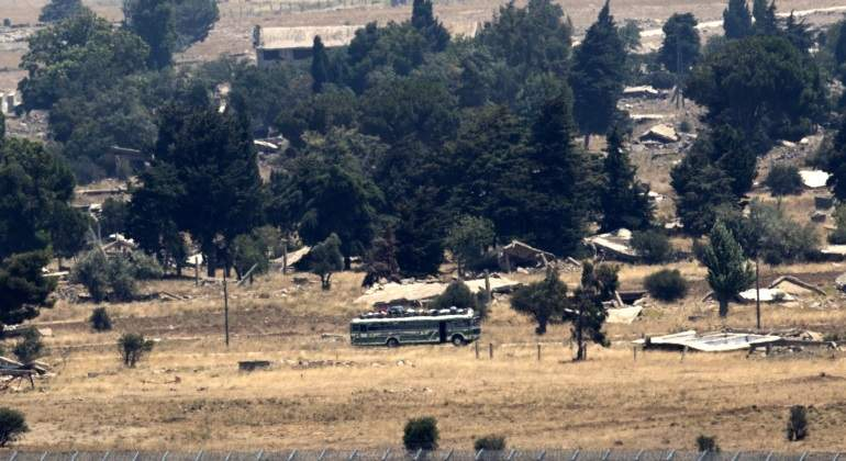 400 familias escapan de zona controlada por el ei en el for Fabrica de sillones zona sur
