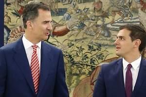 Gobierno PP-PSOE-Cs sin Rajoy