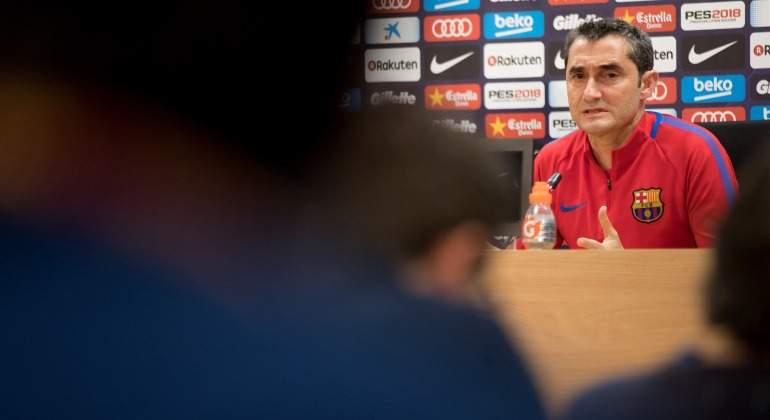 Valverde recreará el Barcelona post-Messi en la revolución de ... 9080809442b