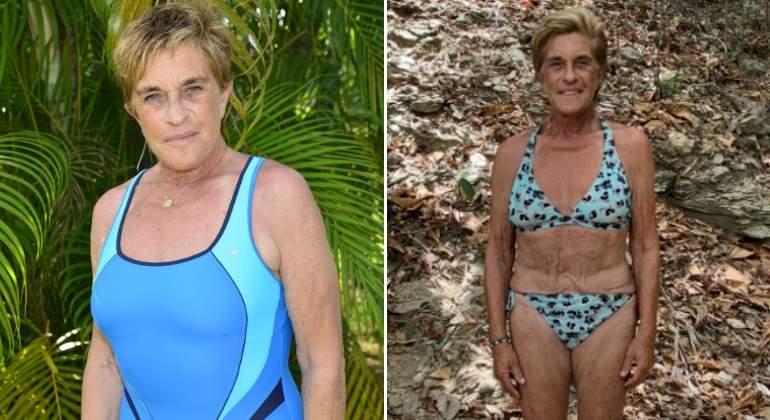 Cambios fisicos perdida de peso