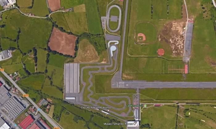 Circuito Fernando Alonso Alquiler Karts : Los mejores circuitos de karting indoor en españa